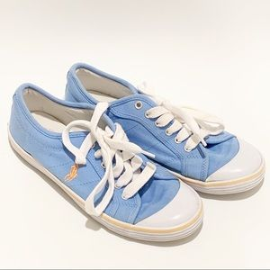 Polo Ralph Lauren | Light Blue Casual Sneakers
